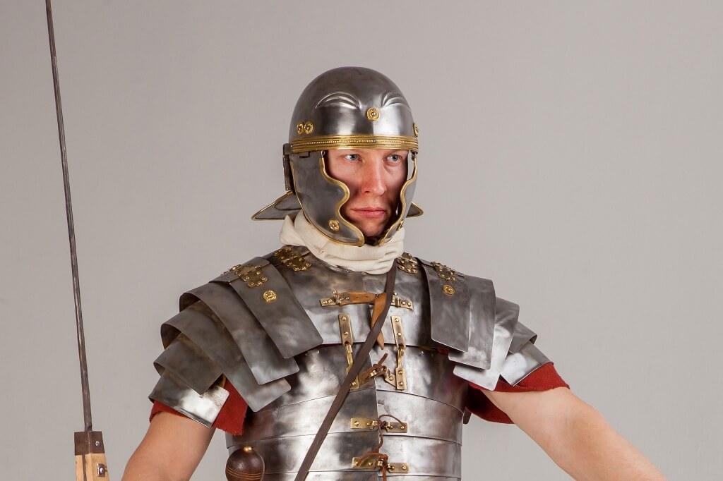Обмундирование римского легионера