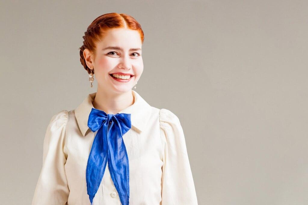 дореволюционный женский костюм