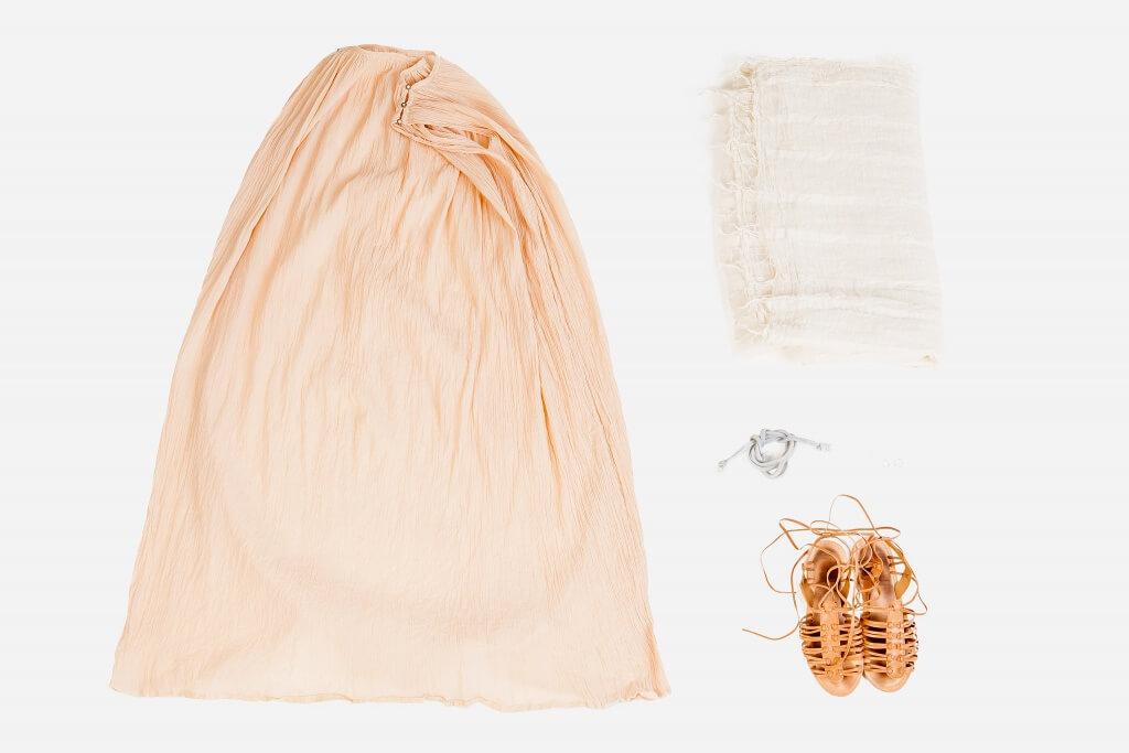 Одежда древнеримской горожанки